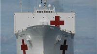 Bệnh viện di động khổng lồ của Hải quân Mỹ sẽ đến Đà Nẵng