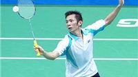 Tiến Minh lọt vào vòng 2 Giải cầu lông VĐTG 2015