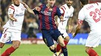 Siêu Cúp châu Âu: Những chiếc Cúp của Messi