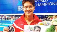 Ngôi sao bơi lội Singapore Joseph Schooling: 'Tôi chờ ngày chạm trán Michael Phelps'
