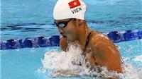 Ánh Viên vào chung kết 200m hỗn hợp tại Cup thế giới
