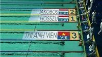 Xem Ánh Viên đoạt HCĐ nội dung 200m hỗn hợp ở Cúp bơi lội thế giới
