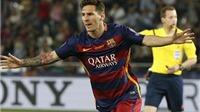 CHẤM ĐIỂM Barca 5-4 Sevilla: Messi hay nhất, Mathieu tệ nhất