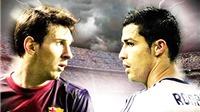 THỐNG KÊ: Ronaldo phải học Messi về sút phạt trực tiếp