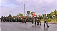 Bắn 21 phát đại bác trong lễ diễu binh kỉ niệm Quốc khánh 2/9