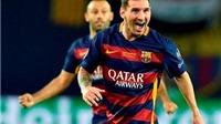 Lionel Messi: Con ếch ở đội tuyển Argentina, hoàng tử ở Barca