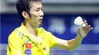 Tiến Minh vào vòng 3 giải cầu lông VĐTG 2015