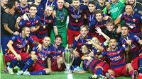 Barca đoạt Siêu Cúp châu Âu: Chiến quả nhọc nhằn nhưng kỳ diệu