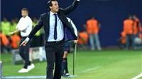 Kẻ thất bại Sevilla: Emery và những trái tim dũng cảm