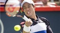 Rogers Cup 2015: Nishikori, Nadal, Murray vào vòng 3. Hàng loạt hạt giống nam, nữ bị loại sớm