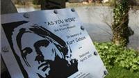 Thủ lĩnh Nirvana Kurt Cobain 'tái sinh' trong album sắp ra mắt