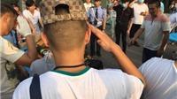 Lính cứu hỏa trong vụ nổ Thiên Tân:  'Nếu tôi không trở về, hãy coi cha tôi như cha cậu'