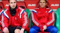 Thomas Mueller và Mario Goetze ở lại Bayern Munich