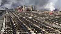 Vụ nổ Thiên Tân: Thực sự bao nhiêu ô tô đã thành sắt vụn?