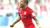 Có Douglas Costa, Bayern Munich không còn phụ thuộc Robben