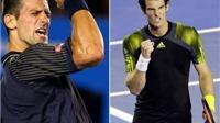 Djokovic đối đầu Murray ở Chung kết Rogers Cup 2015