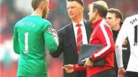 David De Gea rơi vào trạng thái hoang mang vì bị Man United trừng phạt