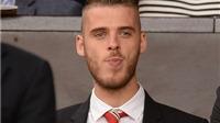 Real hứa lót tay De Gea 12 triệu bảng để rời Man United