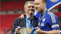John Terry từng 'đâm lén' Mourinho như thế nào?