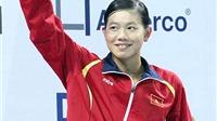 Khép lại chặng 2 Cúp bơi lội thế giới 2015: Ánh Viên xuống thành tích vẫn có HCĐ