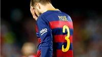 Ủng hộ Pique phản đối trọng tài, Barca quyết kháng án