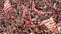 Hàng ngàn CĐV Bilbao đổ ra đường ăn mừng danh hiệu đầu tiên sau 30 năm