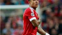 Robben: 'Depay có thể đưa Man United tới chức vô địch Premier League'