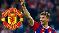 CHUYỂN NHƯỢNG ngày 20/8: Man United chi lương 'khủng' dụ Mueller. De Bruyne đồng ý gia nhập Man City