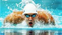 Michael Phelps lại là... Michael Phelps