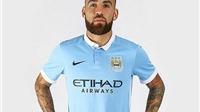 Otamendi: 'Tôi muốn đá chính ở Man City'