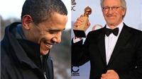 Steven Spielberg sẽ 'giúp ông Obama kể lại cuộc đời' bằng phim