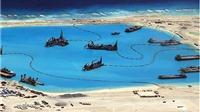 Mỹ thẳng thừng tố cáo Trung Quốc tăng 50% hoạt động xây dựng tại Biển Đông