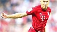 20h30, 22/8, Hoffenheim - Bayern Munich: Chắp lại chiếc cánh Robben