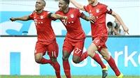 Douglas Costa, người hùng mới của Bayern Munich