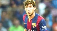 Hàng thủ Barca: Sergi Roberto hứa hẹn sẽ sánh ngang Alves
