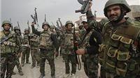 Syria thu kho vũ khí hạng nặng có cả tên lửa tại biên giới Liban