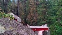 Máy bay chở khách du lịch rơi xuống rừng rậm tại Canada, 6 người chết