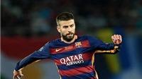 Pique: 'Barca vô địch hay không chẳng phụ thuộc vào trọng tài'