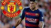 Liệu Neymar có muốn tới Man United?