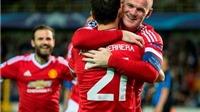 CẬP NHẬT tin sáng 27/8: M.U đại thắng Brugge. Man City mua De Bruyne với giá kỷ lục