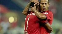 Thiago Alcantara kí hợp đồng mới với Bayern Munich