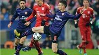 Arsenal nói gì khi gặp lại Bayern ở vòng bảng Champions League?