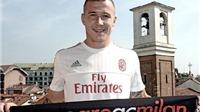 Juraj Kucka chính thức gia nhập AC Milan