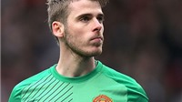 Man United đăng ký De Gea vào danh sách dự Champions League