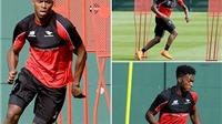 Liverpool: Sturridge không kịp hồi phục để dự đại chiến với Man United