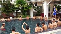 Ngắm thể hình chuẩn cầu thủ U19 Thái Lan