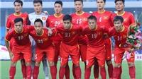 BXH FIFA tháng 9/2015: Tăng 1 bậc, Việt Nam vẫn xếp thứ 3 khu vực. Wales lần đầu tiên đứng trên Anh