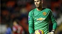 Valdes vẫn có thể cùng Man United dự Premier League
