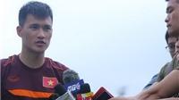 Lê Công Vinh: 'U19 Thái Lan ở cửa trên nhưng U19 Việt Nam đang tiến bộ'