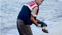 Bức ảnh em bé Syria Aylan Kurdi và những hình ảnh làm 'thay đổi' thế giới